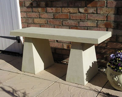 Stone And Concrete Garden Furniture Stonecrete Benches