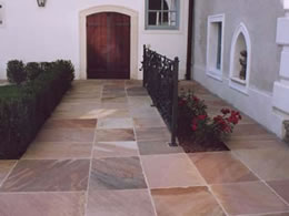 Modak Natural Sandstone Paving